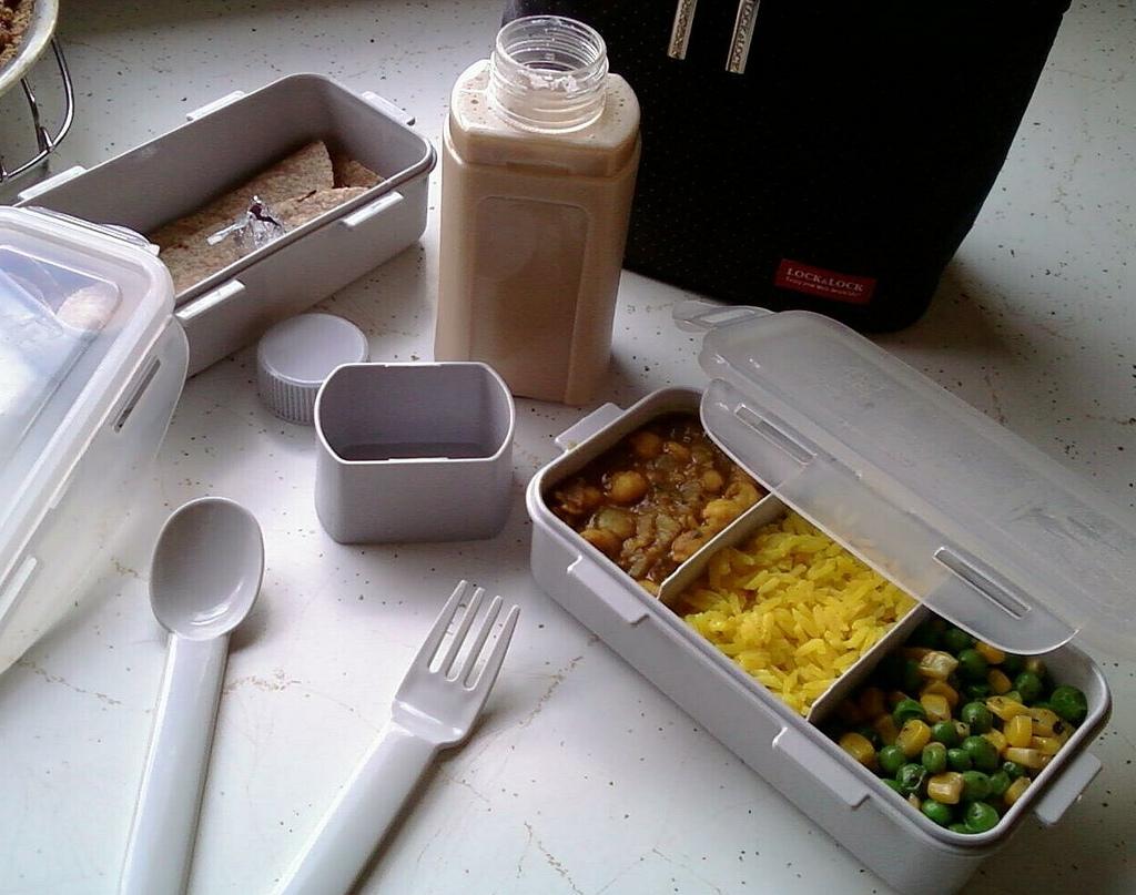 Llevar la comida al trabajo con comodidad for Comida oficina