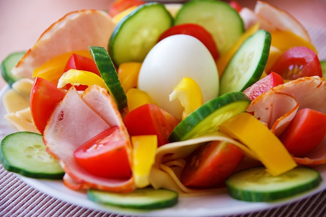 5 comidas al día, garantía de salud
