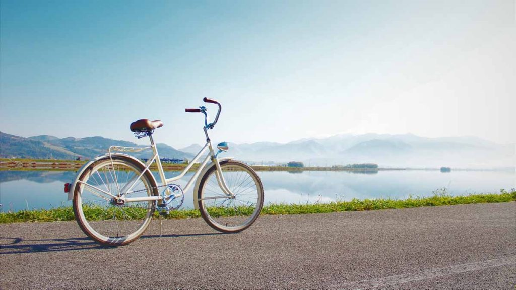 Rutas en bicicleta para el puente de agosto