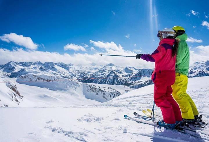 Cómo prepararse para los deportes de invierno