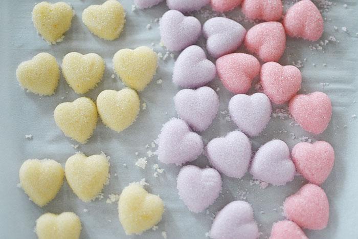 Corazones de azúcar: receta fácil y original para San Valentín