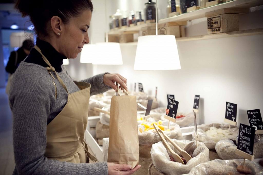 Madrid_Compra_Alimentos_Granel_Pepita_Grano