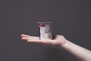 Congelar yogur