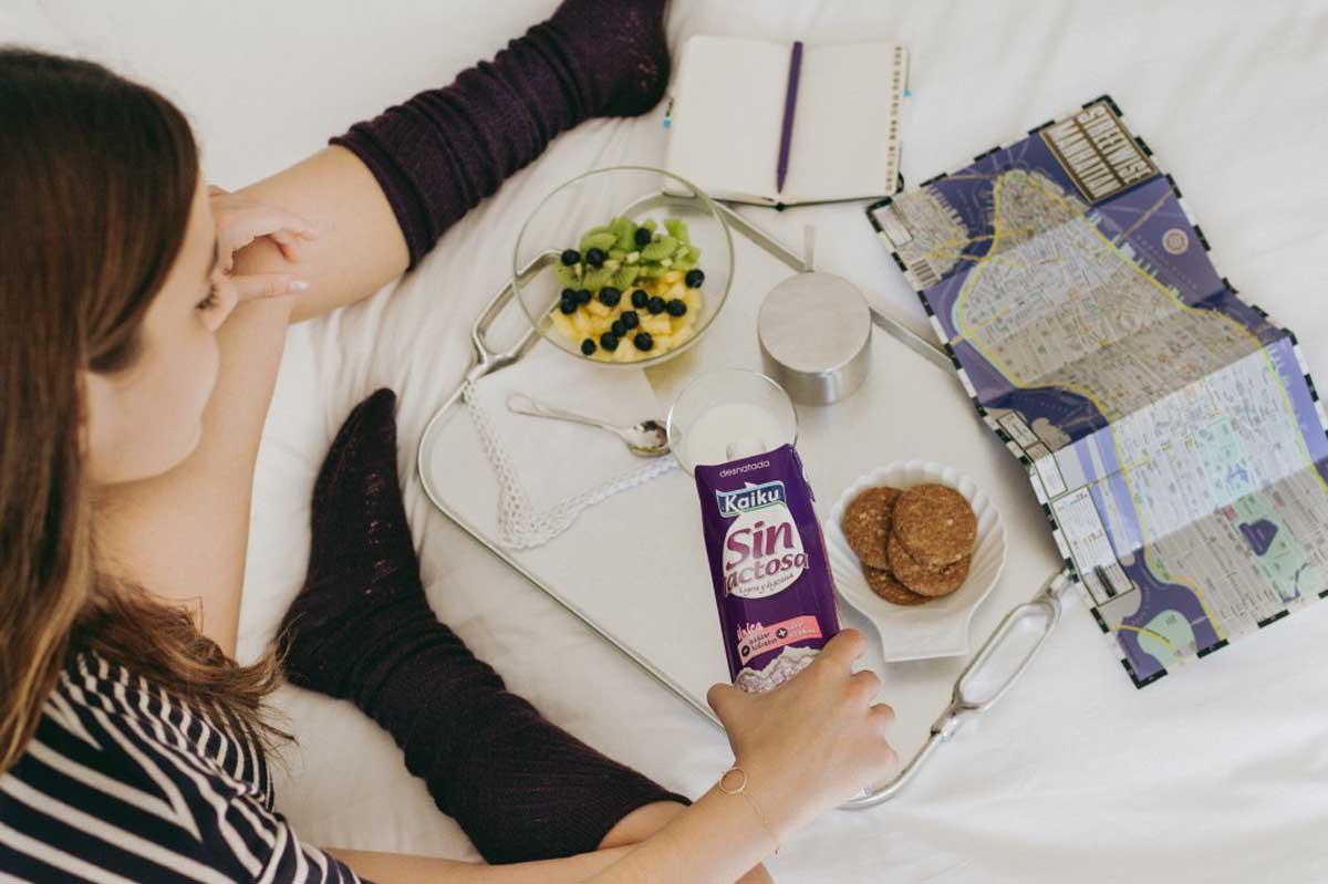 Para qué sirve la leche: beneficios en la piel