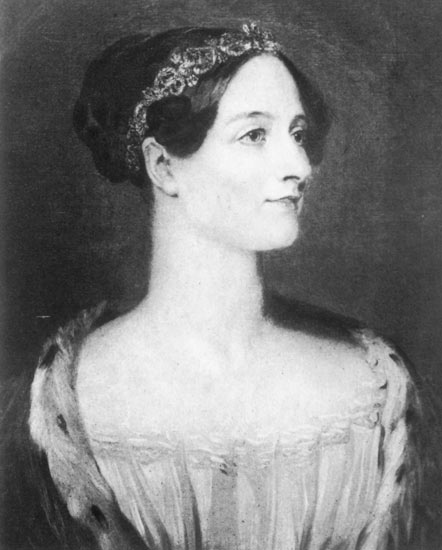 Ada Lovelace, mujeres científicas
