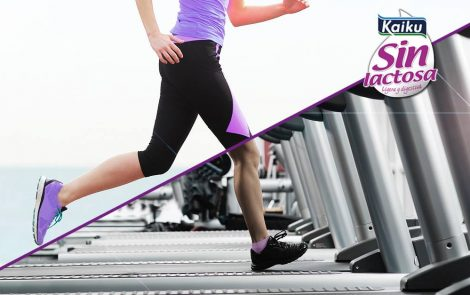 Fitness: 6 consejos para motivarse a hacer ejercicio con Kaiku Sin Lactosa