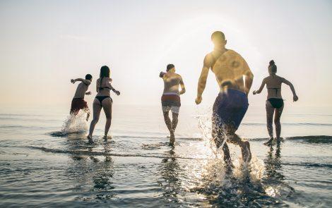 Ola de calor: consejos para sobrellevar el verano con Kaiku Sin Lactosa