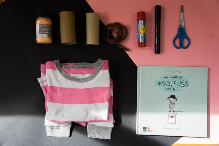 Disfraces para niños fáciles de hacer