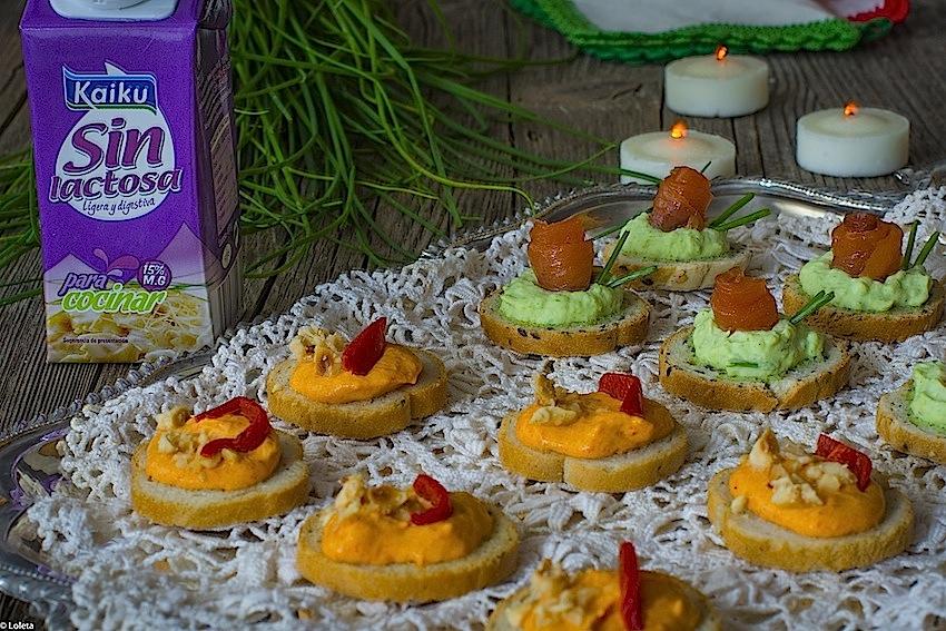 kaiku-sin-lactosa-aperitivos-navidad