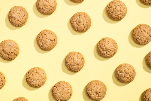 Receta de galletas sin lactosa: las de siempre, pero más ligeras