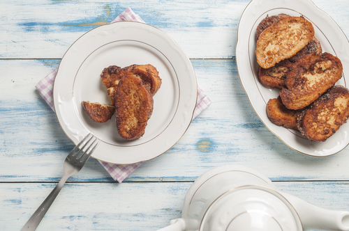 Las anti-torrijas, ¡las recetas de Semana Santa pueden ser muy sanas!