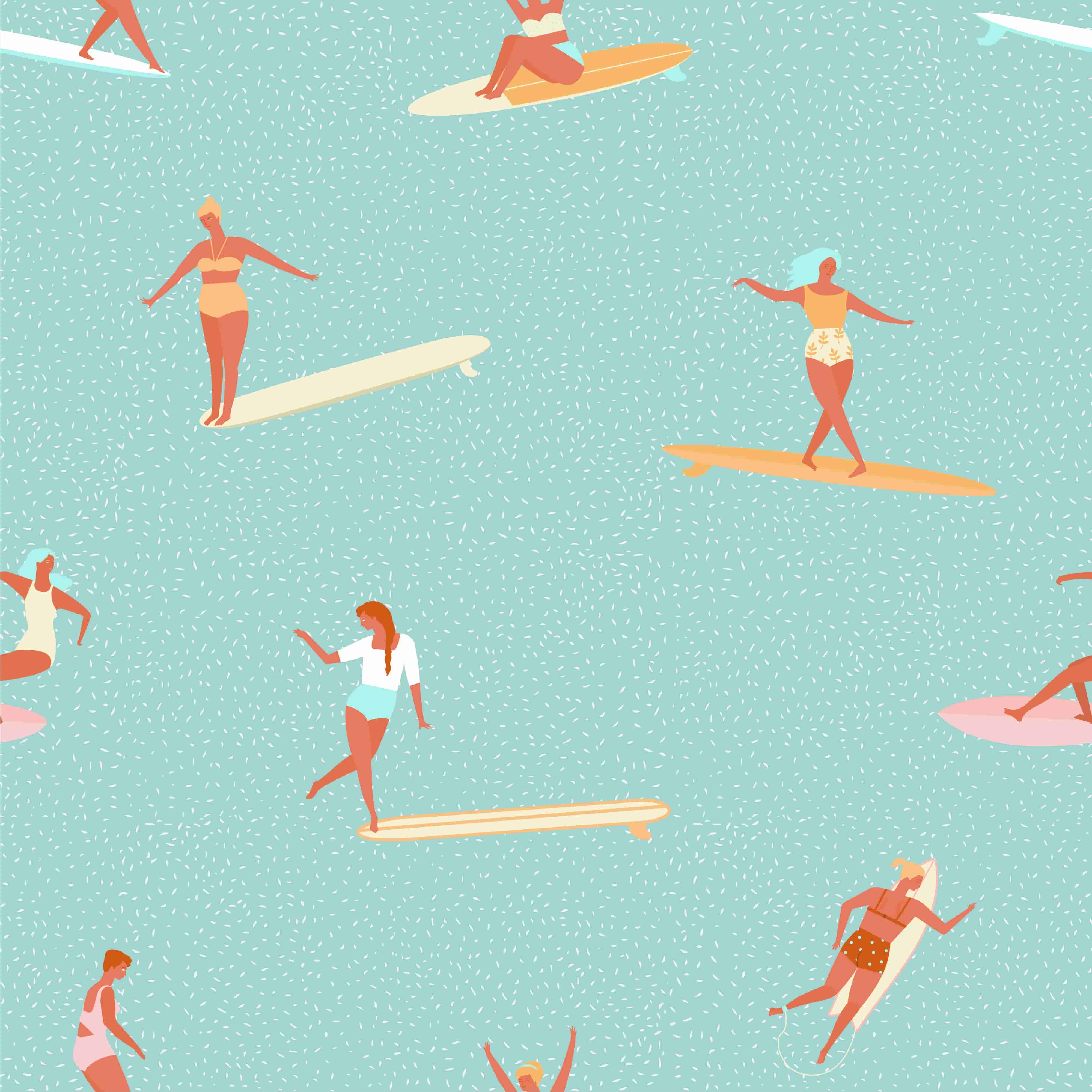 practicar deportes acuáticos en la playa en verano kaiku sin lactosa