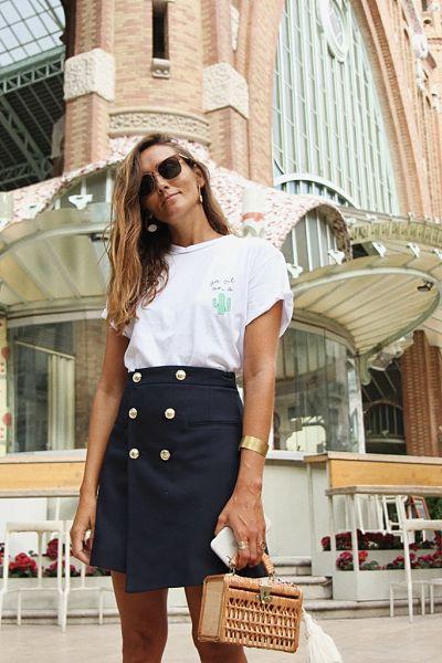 23122e6f2 Outfit de oficina perfecto para el mejor look  ¡vuelve al trabajo ...