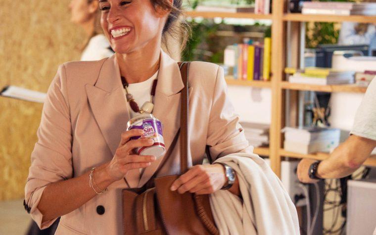 ¿Un snack que se adapta a tu ritmo de vida? Existe: Kaiku Sin Lactosa MIX