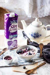 Receta arroz con leche sin lactosa by Kaiku Sin Lactosa