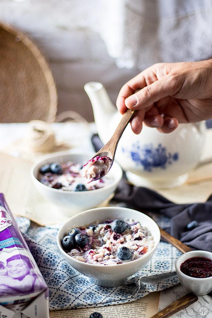 Arroz con leche sin azúcar: postres sin lactosa by Kaiku