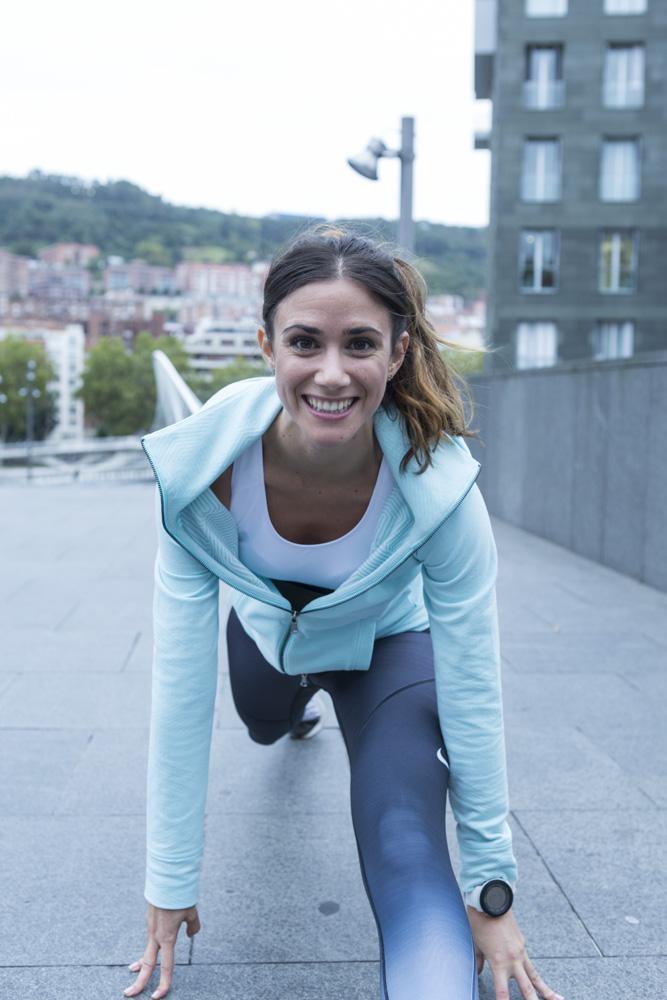 La runner y deportista Miss Leggings: consejos para practicar running en invierno y correr con frío