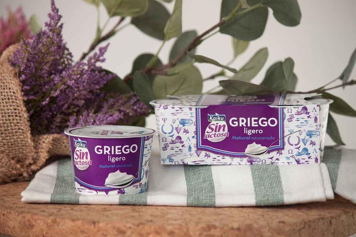 yogures sin lactosa