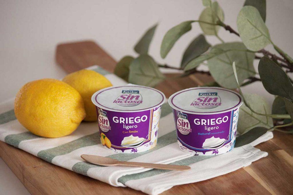 Nuestra gama de yogures sin lactosa crece: ¡Hola, yogur griego!
