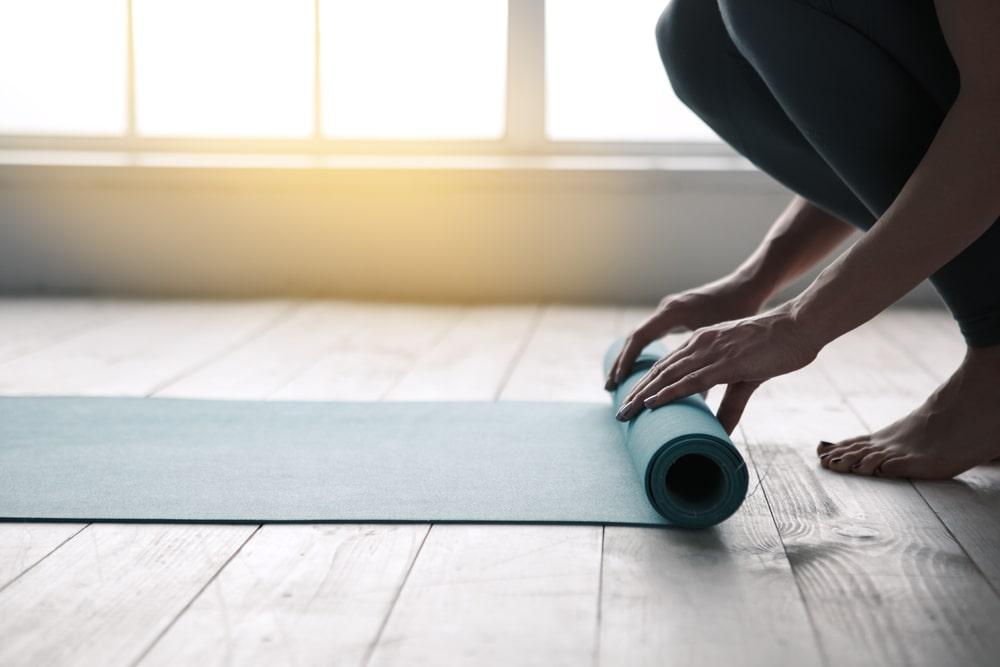 Posturas de yoga en casa para cuando tienes 10, 20 y 30 minutos