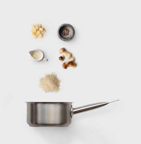 Receta de risotto de temporada (vamos, para el otoño)