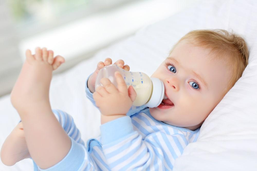 como saber si mi bebe es intolerante a la lactosa