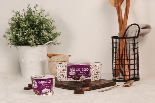 El día empieza mejor con chocolate: nuevo yogur griego sin lactosa