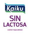 Logo Kaiku Sin Lactosa