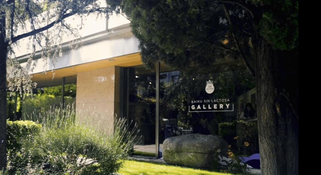 Kaiku Sin Lactosa Gallery: la primera galería perfectamente imperfecta
