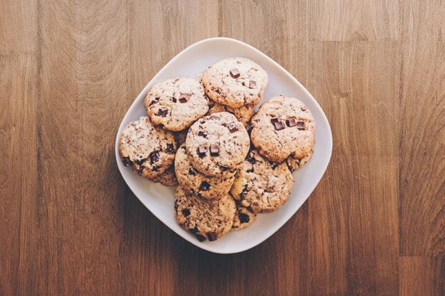 Recetas de galletas de chocolate sin lactosa para chuparse los dedos