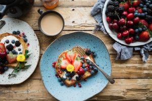 Desayunar rico, sano y equilibrado para adaptarse al cambio de hora