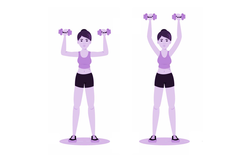 tonificar bíceps