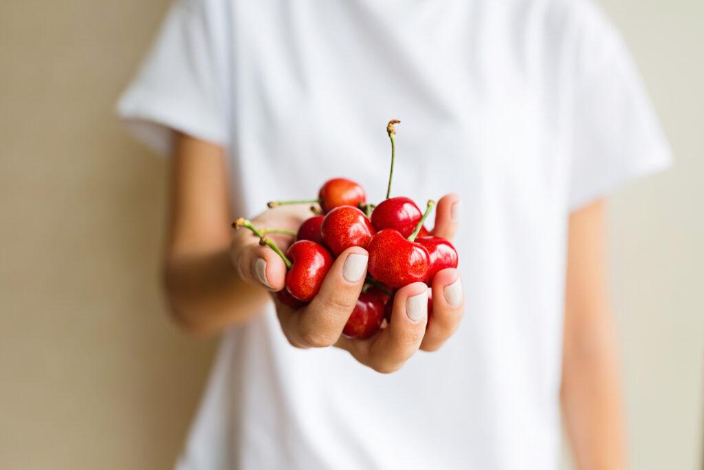 Fruta de temporada junio