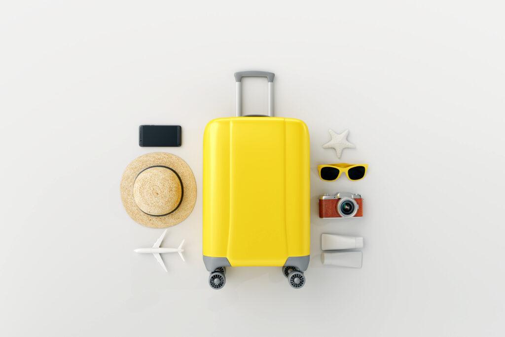 Guía para hacer la maleta de viaje más sostenible