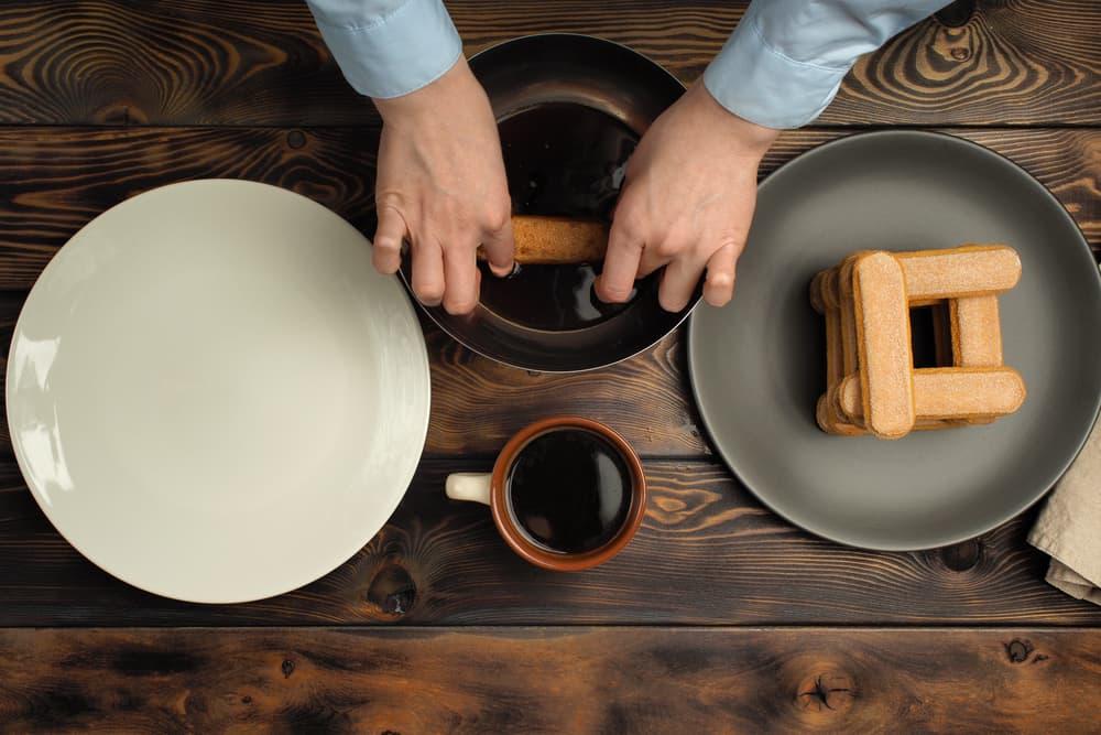 receta tiramisu casero