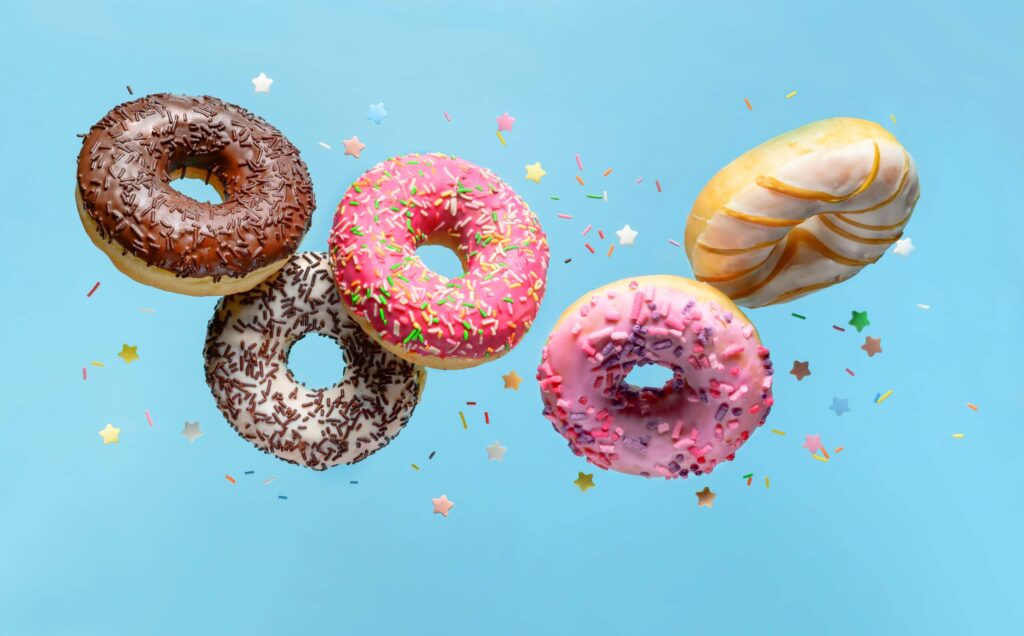 Cómo hacer donuts caseros sin lactosa ¡Receta paso a paso!
