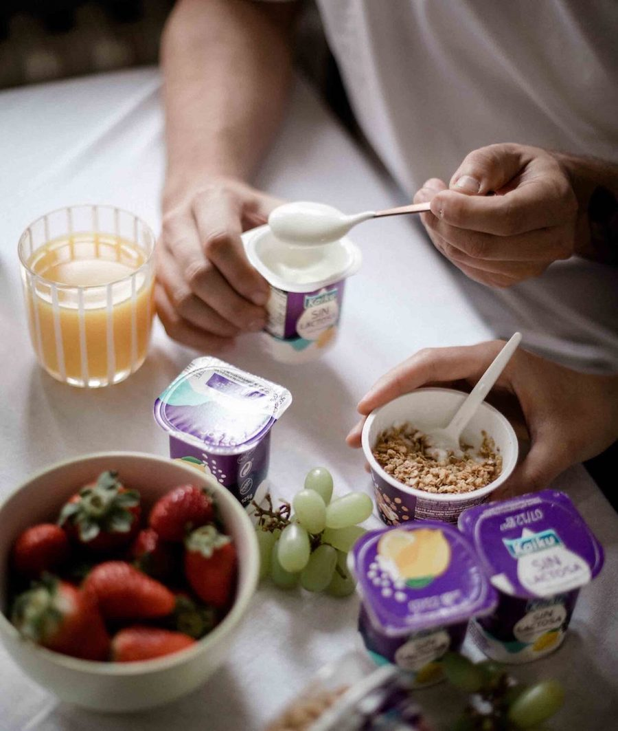 diferencia entre yogur y kefir