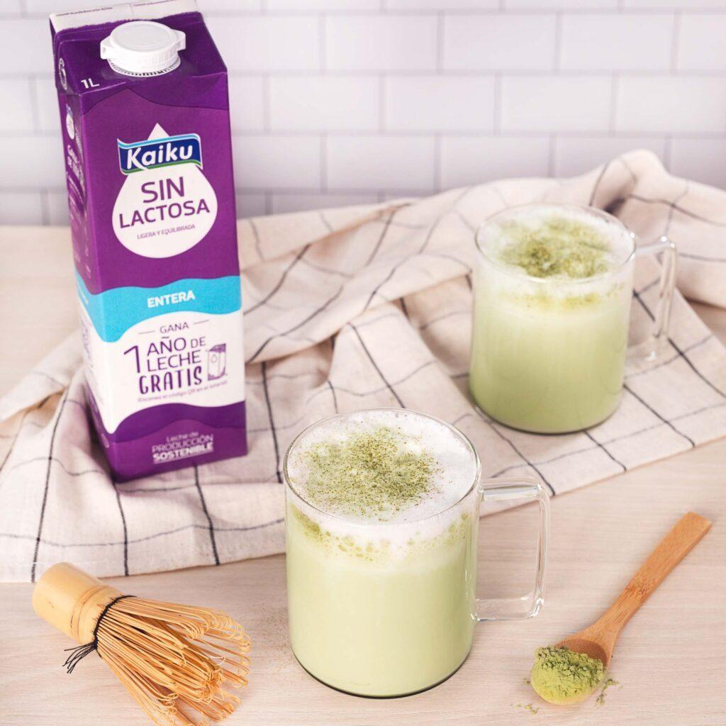 Cómo hacer Matcha Latte: la receta de té verde de la que todo el mundo habla