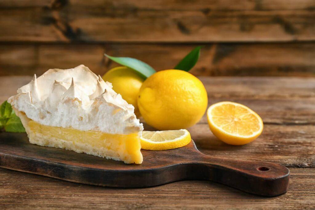 Receta para una tarta de limón perfecta y ¡sin lactosa!